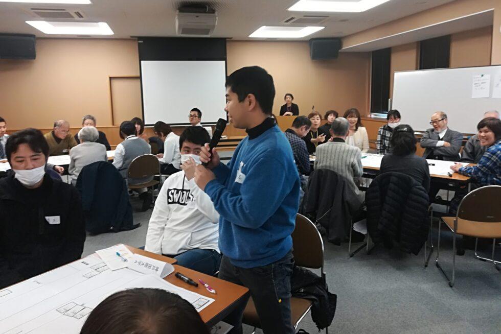 災害時避難所運営のための勉強会
